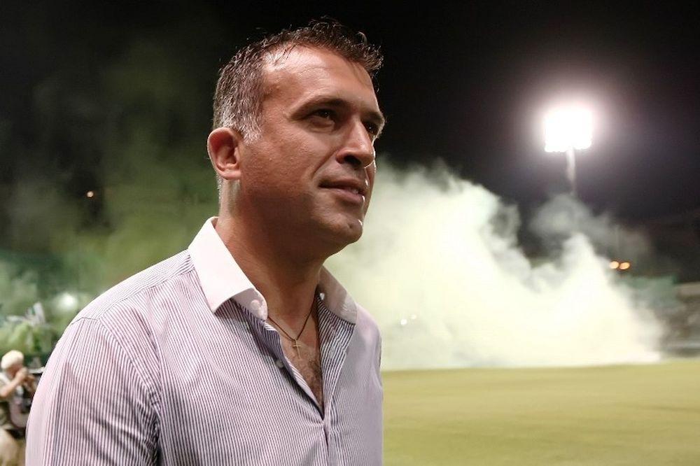 Αναστασίου: «Καλό ποδόσφαιρο με νεαρούς παίκτες»