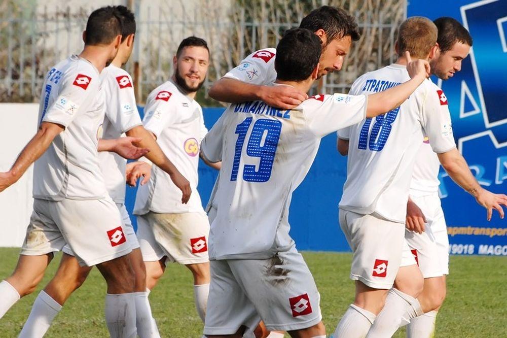 Λαχτάρισε αλλά νίκησε τον Βύζαντα με 3-2 η Μαγούλα
