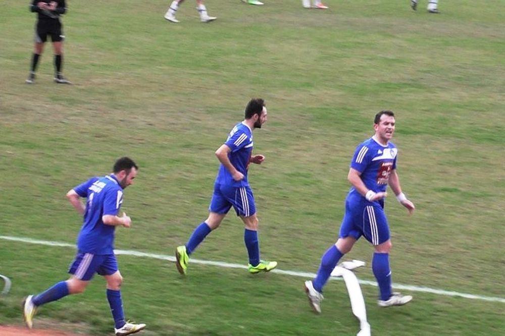 Εβρος Σουφλίου-Ορφέας Ελευθερούπολης 2-0