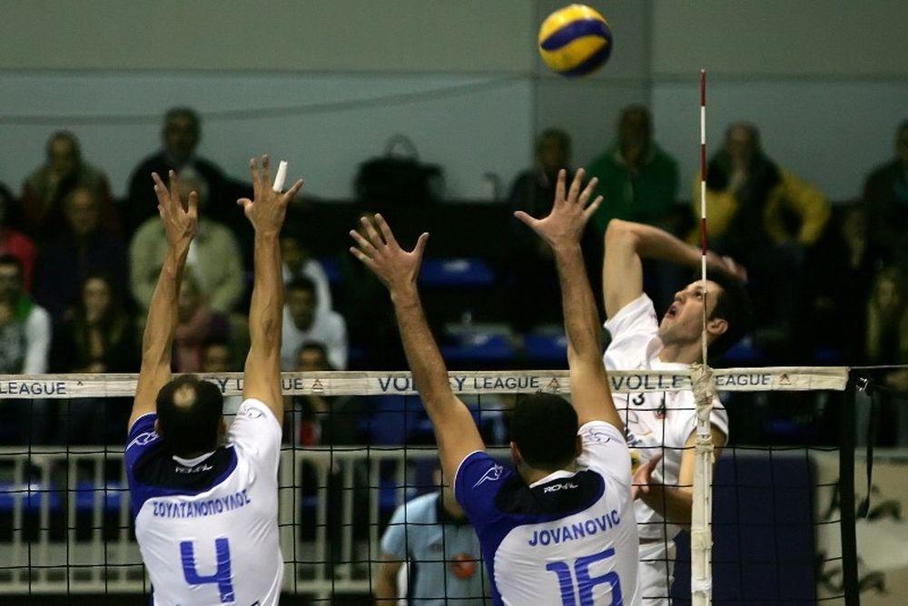 Volleyleague ΟΠΑΠ: Ανατροπή και... Παναχαϊκή