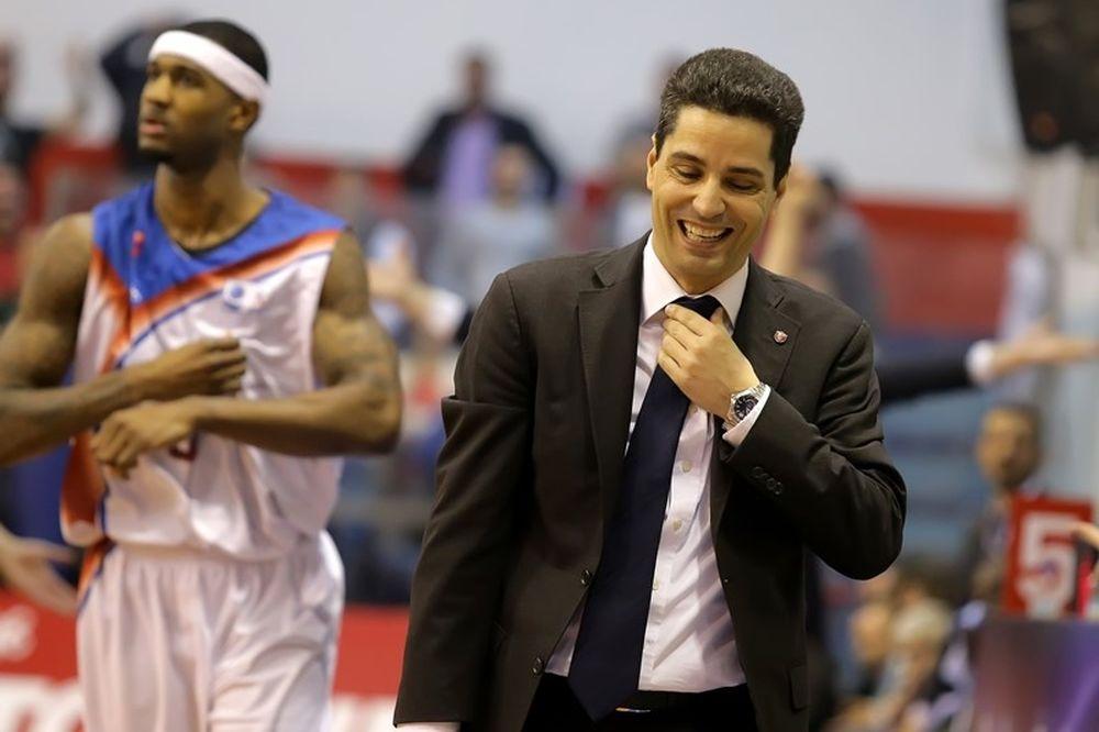 Σφαιρόπουλος: «Είμαστε ικανοποιημένοι από την προσπάθεια»