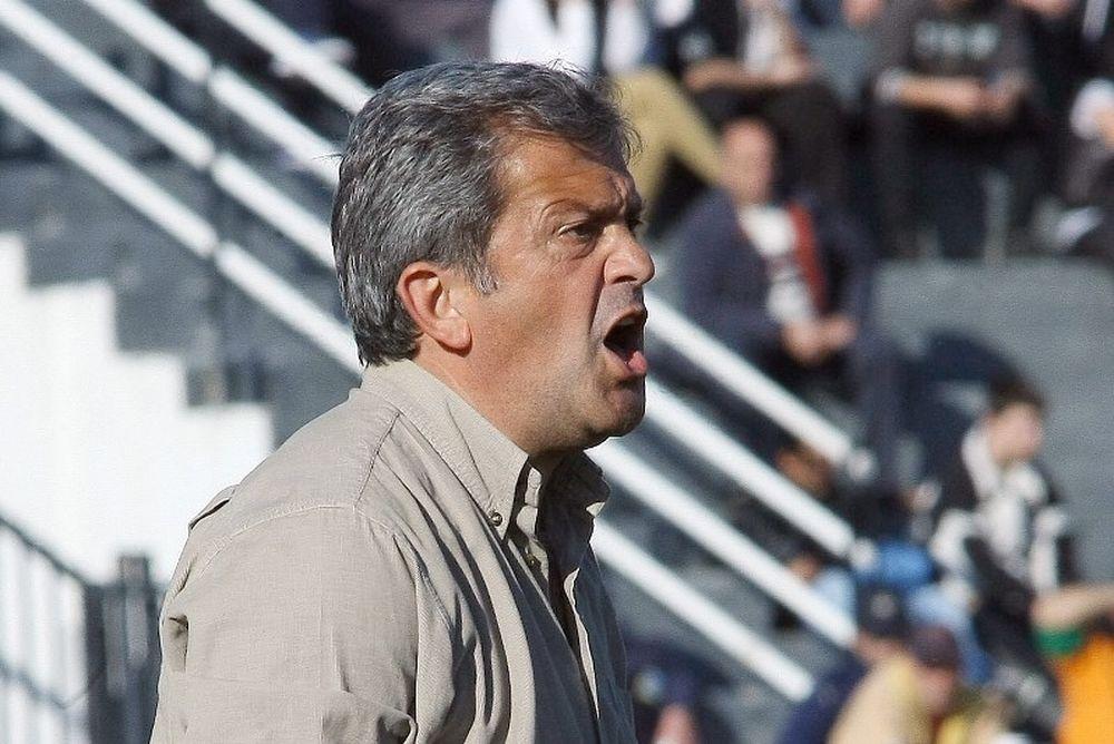 Λευκόπουλος: «Δεν μας ήθελε η μπάλα»