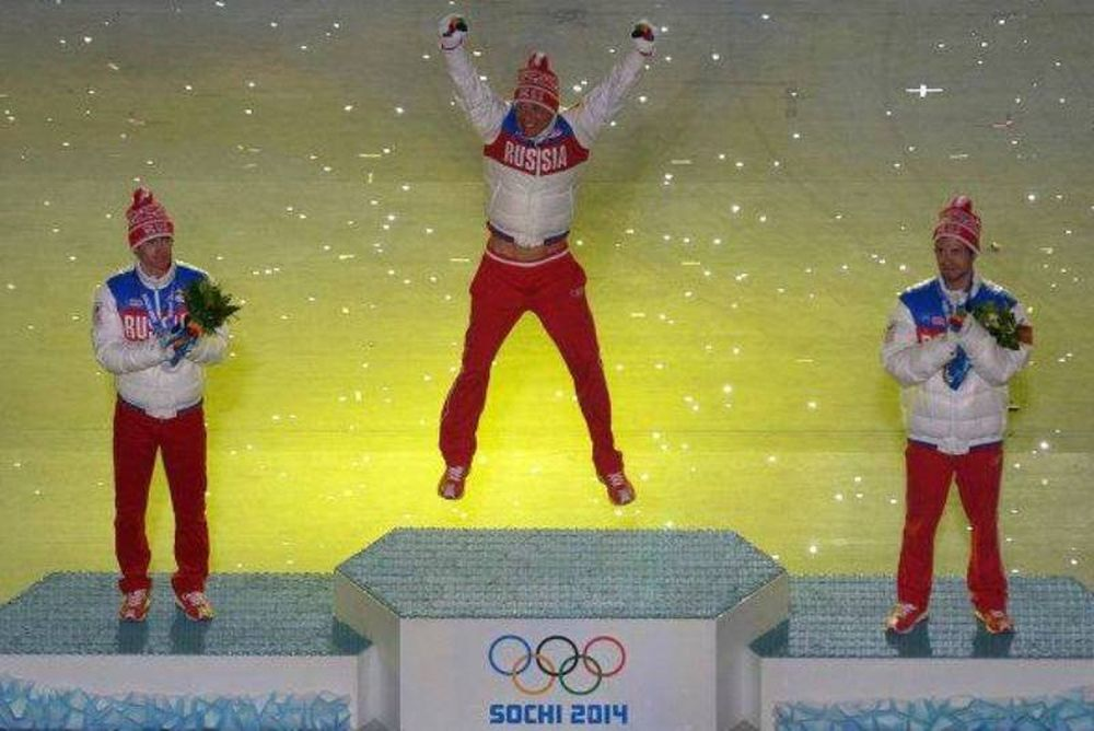 Σότσι 2014: Πολυνίκης η Ρωσία (τελικός πίνακας μεταλλίων)