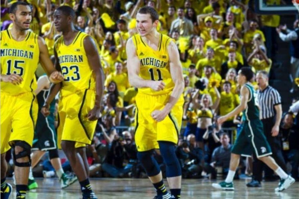 NCAA: Το ντέρμπι στο Μίσιγκαν (video)