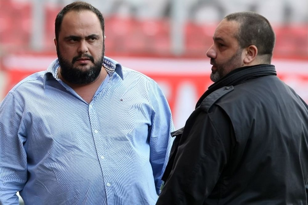 Μαρινάκης: «Θρίαμβοι σε Ελλάδα και Ευρώπη»
