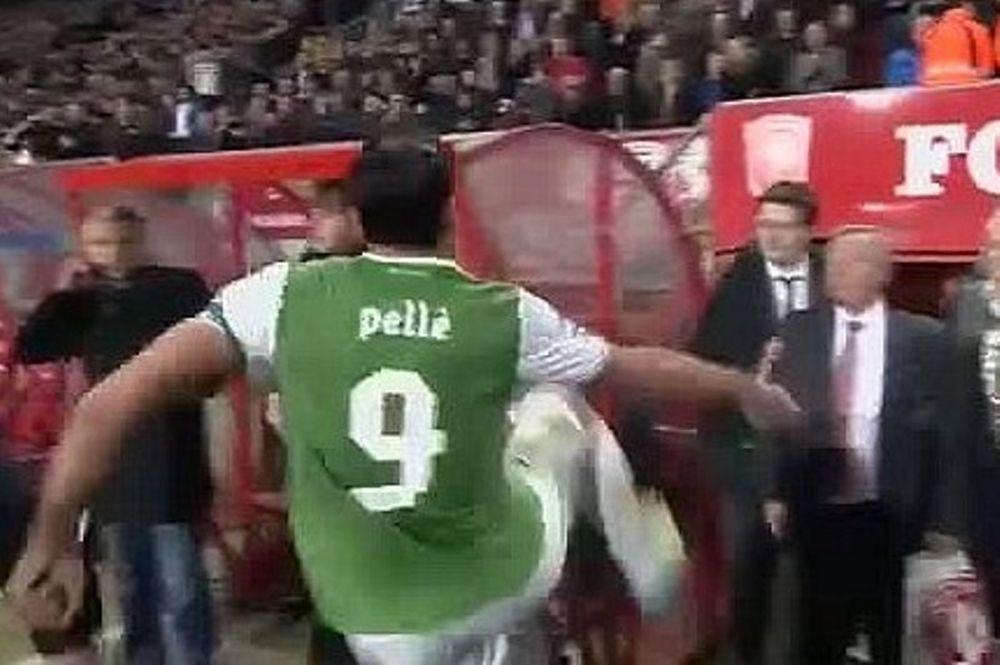Φέγενορντ: Τα... έσπασε ο Πελέ! (photos+video)