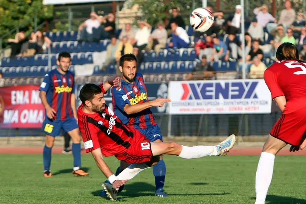Ζητείται αντίπαλος για τον Αιγινιακό, 1-0 την Κέρκυρα