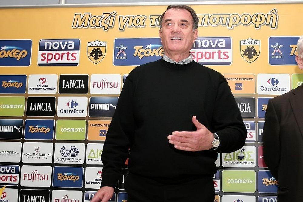 Μπάγεβιτς: «Θα γυρίσει σπίτι της και θα γίνει μεγάλη η ΑΕΚ»!
