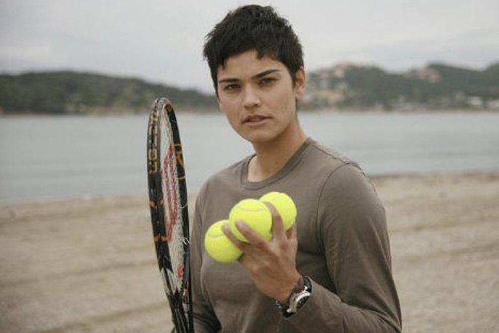 Τένις: Άνοδος για Δανιηλίδου