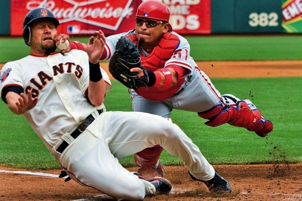 MLB: Κανονισμός για συγκρούσεις στη home base