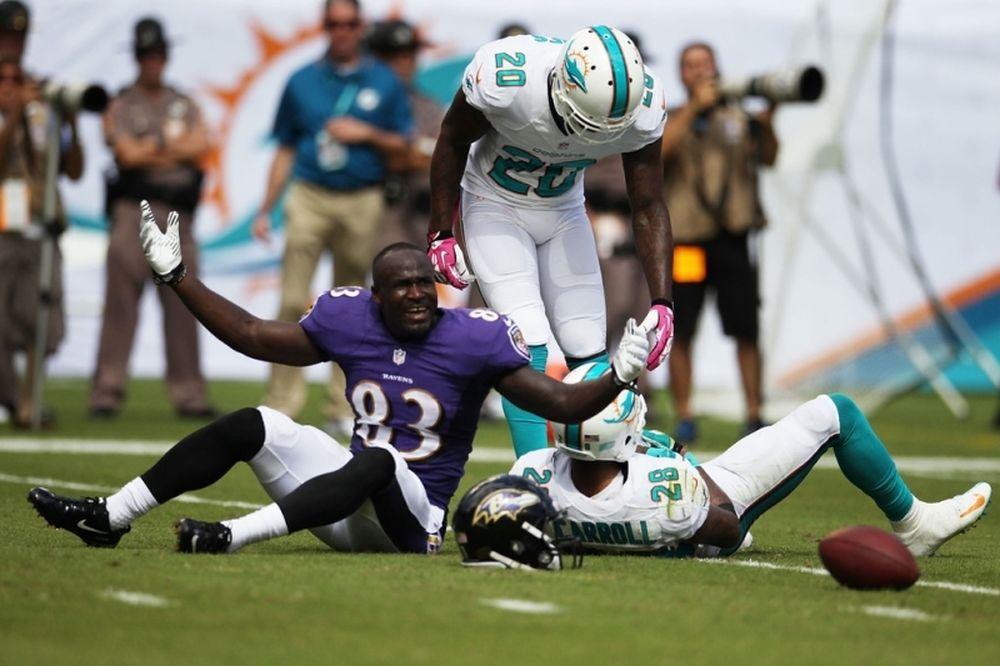 NFL: Νέα περιπέτεια για Ρέιβενς