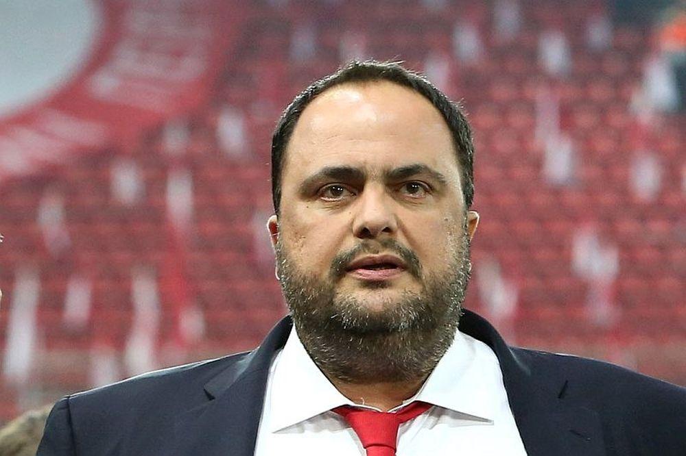 Μαρινάκης: «Να συνεχίσουμε το όνειρο»