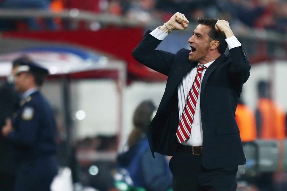Μίτσελ: «Η πιο μεγάλη νίκη μου ως προπονητής»