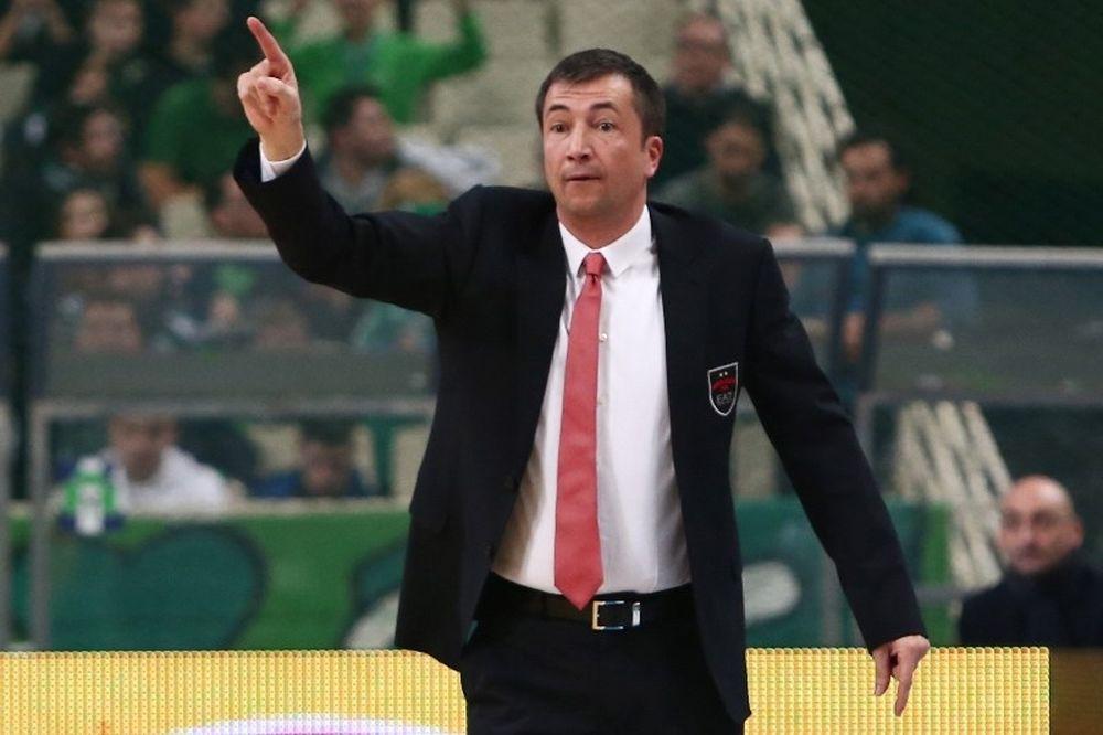 Μπάνκι: «Πρόοδο η Αρμάνι από το πρώτο ματς με τον Παναθηναϊκό»