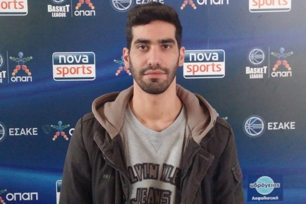 Κωνσταντόπουλος: «Με κόσμο για την υπέρβαση»