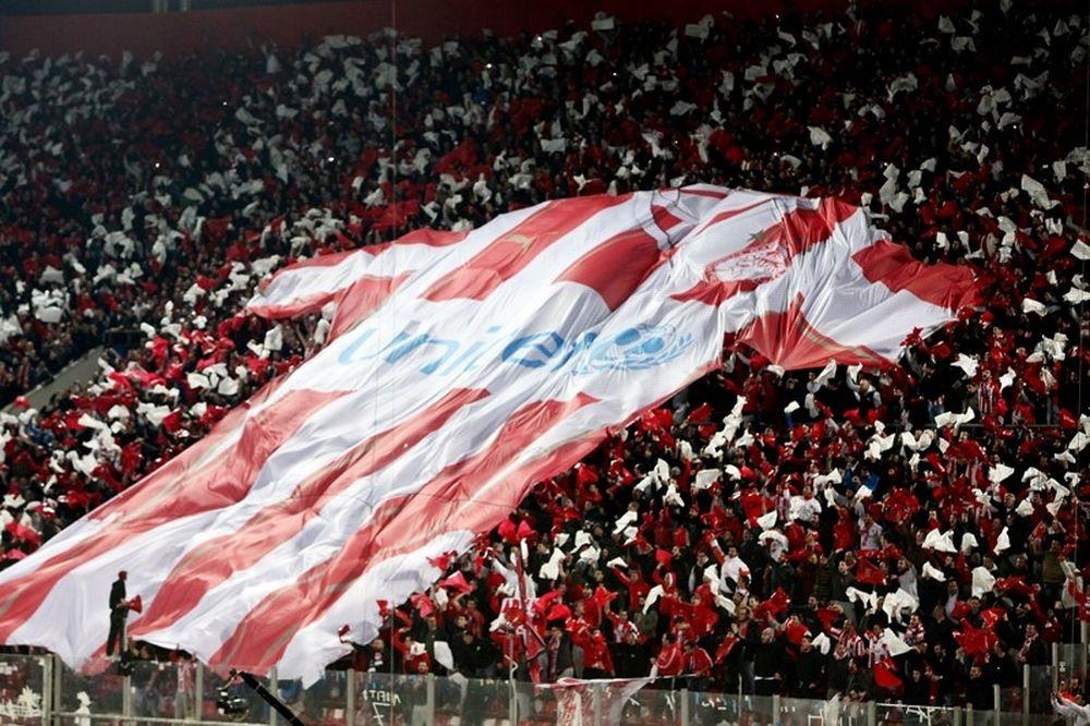 Ολυμπιακός: Κοντά στο sold out με Παναθηναϊκό