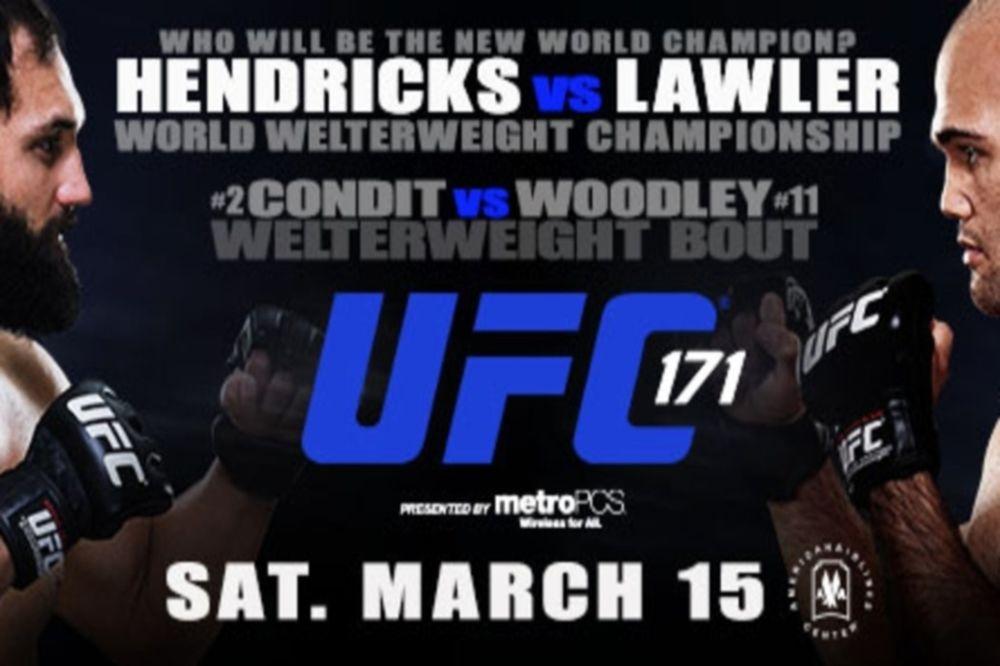 UFC 171: Preview για το «Hendricks vs Lawler»