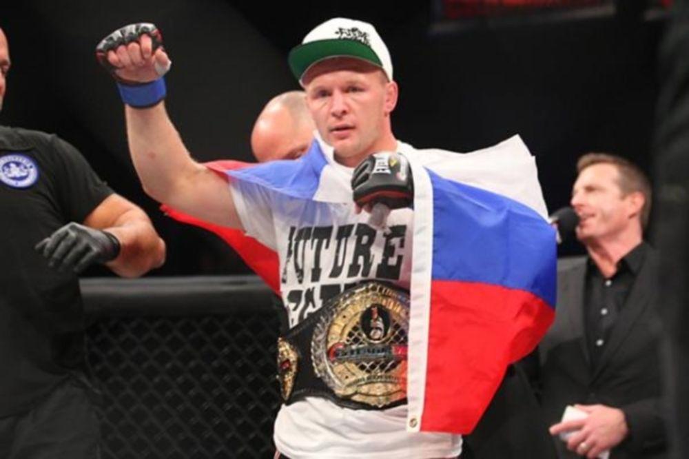 Bellator: Νέο συμβόλαιο για Shlemenko