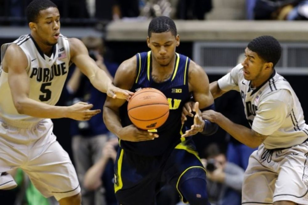 NCAA: Απόδραση για Μίσιγκαν (videos)