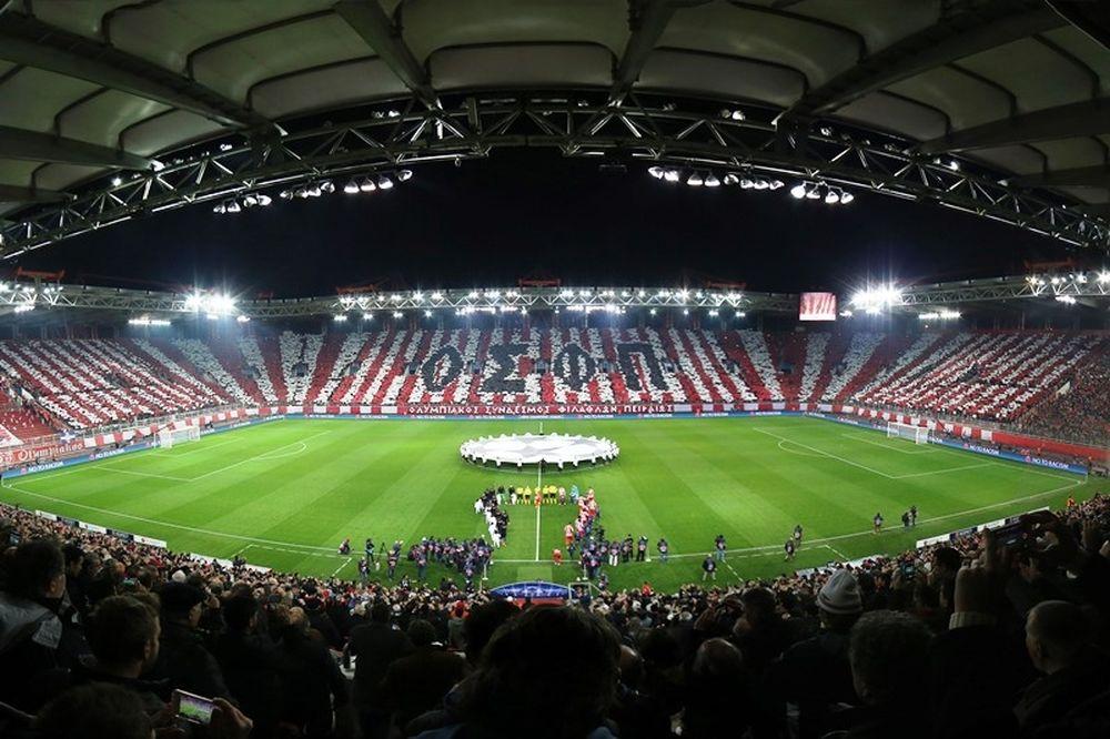 Ολυμπιακός: Ατμόσφαιρα Champions League και στο ντέρμπι