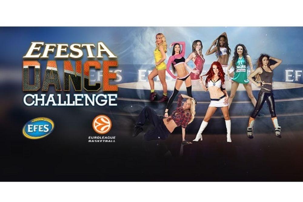 Ευρωλίγκα: Ψηφίστε τις cheerleaders για το Final 4 (video)