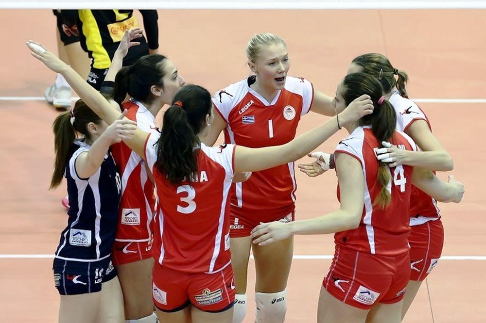 Μεγάλη ανατροπή για Ολυμπιακό, 3-2 την ΑΕΚ