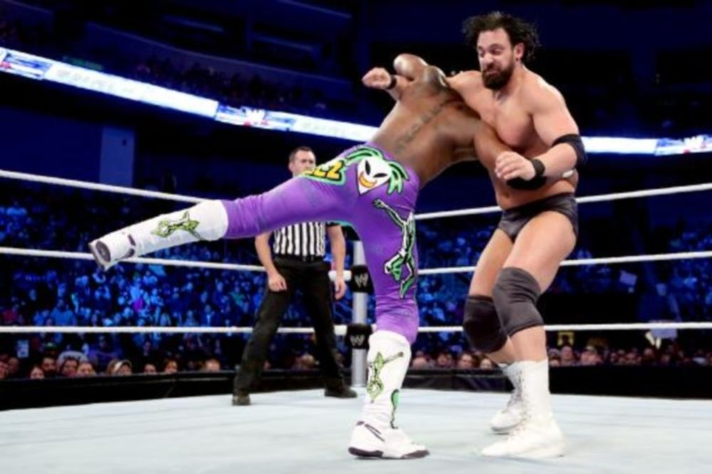 Superstars: Ρολίστας και ο Sandow