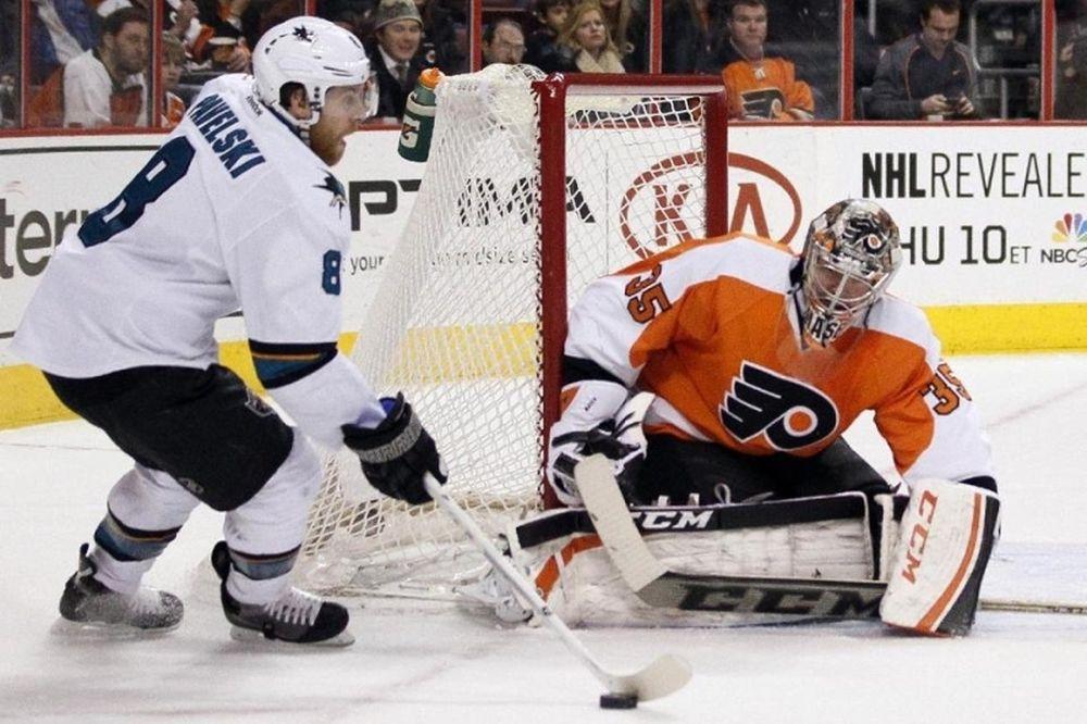 NHL: Χατ τρικ για Pavelski και Franzen (videos)
