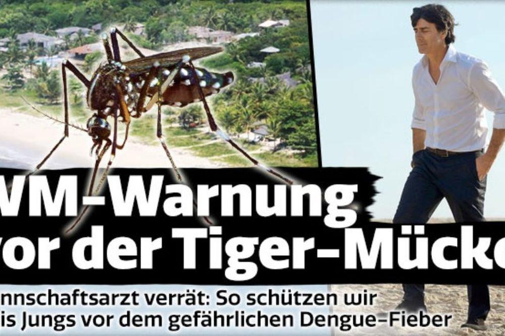 Bild: «Μπορεί να πεθάνουν οι παίκτες της Γερμανίας στο Μουντιάλ»