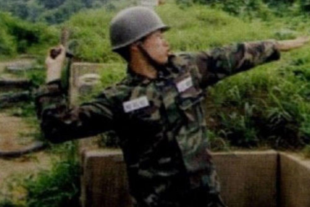 Μάντσεστερ Γιουνάιτεντ: Στο μουσείο φωτογραφία με τον... στρατιώτη Παρκ! (photo)