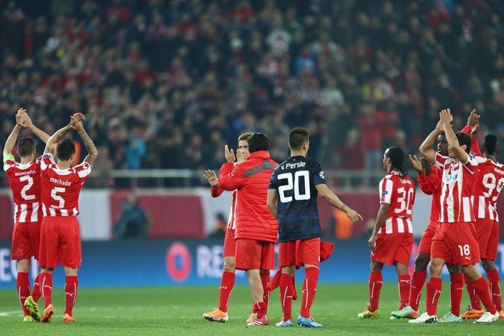 Ολυμπιακός: Η πρόκριση τον φέρνει στο Β' γκρουπ του Champions League