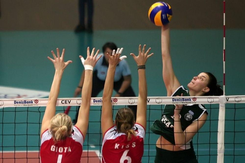 Final 4 Βόλεϊ Γυναικών: Στην Πύλο, Παναθηναϊκός και Ολυμπιακός