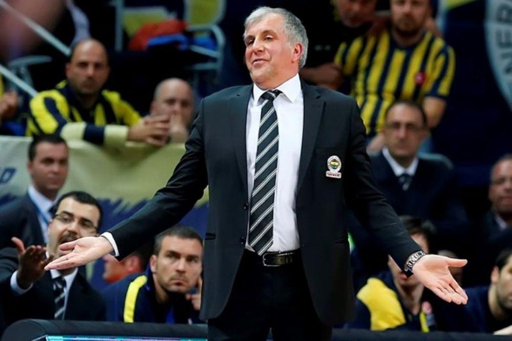 Ομπράντοβιτς: «Εξαιρετική ομάδα ο Ολυμπιακός»