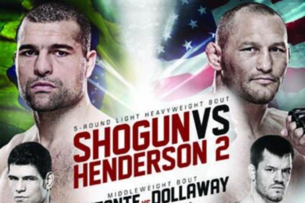 UFC Fight Night 39: Περιμένοντας το «Shogun vs Henderson»