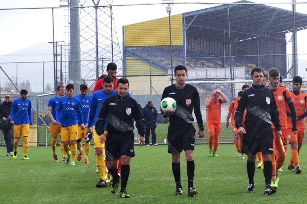 Αστέρας Τρίπολης-Πανθρακικός 3-1 (Κ20)