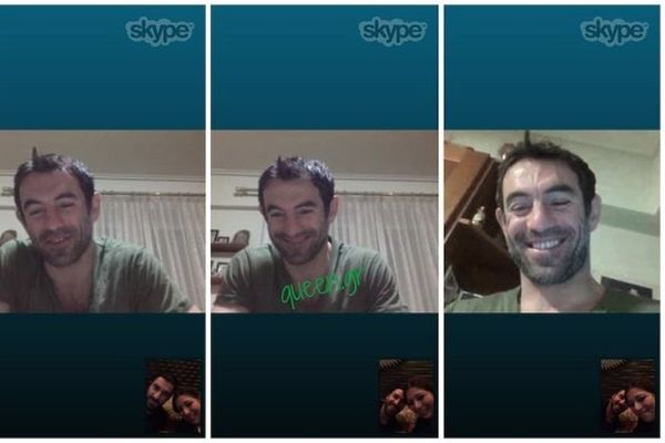 Το Skype call του Γιούρκα με τον Καραγκούνη ..