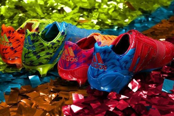 Adidas: Τα ποδοσφαιρικά παπούτσια για το καρναβάλι (photos)