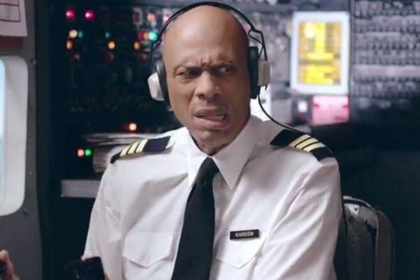 ΝΒΑ: Έγινε... πιλότος ξανά ο Τζαμπάρ! (video)