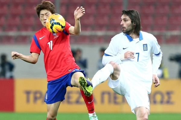 Ελλάδα – Νότιος Κορέα 0-2: Πρόβλημα... νοοτροπίας! (photos)