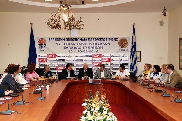 Κύπελλο Ελλάδας Γυναικών: «Γιορτή του μπάσκετ στην Κω» (photos)