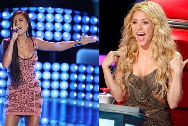 Η Ελληνίδα του The Voice των ΗΠΑ στο Onsports για τη... χυλόπιτα στη Σακίρα! (photos+videos)