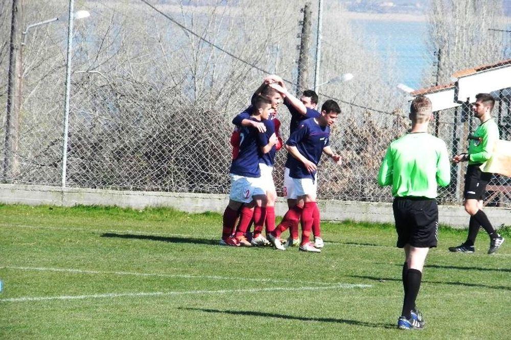 Κάστορας-Όλυμπος Κέρκυρας 5-1