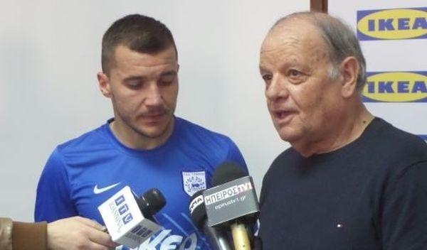 Ίλιτς: «Σεβαστήκαμε περισσότερο απ' ότι έπρεπε τον Παναθηναϊκό»