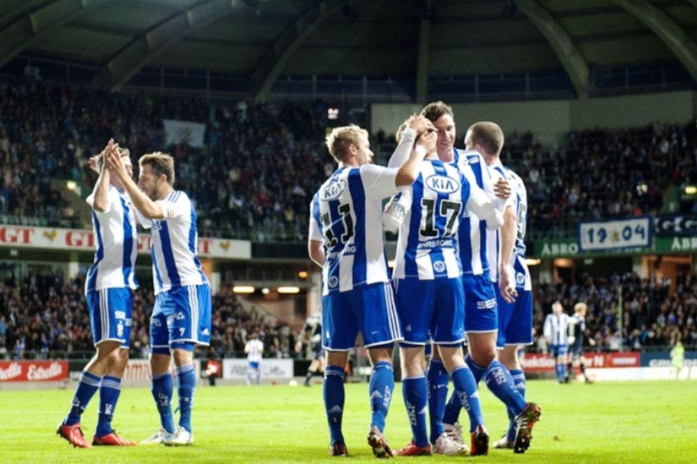 Πολλά γκολ στη Σουηδία
