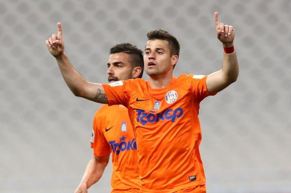 ΑΕΛ Καλλονής-ΟΦΗ 1-0: Το γκολ του αγώνα (video)