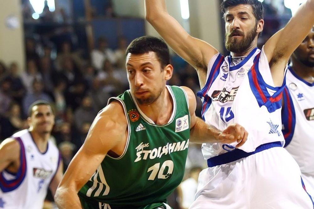 Basket League ΟΠΑΠ: Ξεμούδιασαν οι «αιώνιοι», χαμόγελα στο Ρέθυμνο