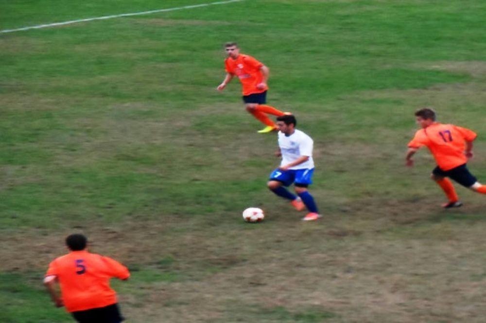 Οδυσσέας Κορδελιού - Δόξα Κρανούλας 0-1