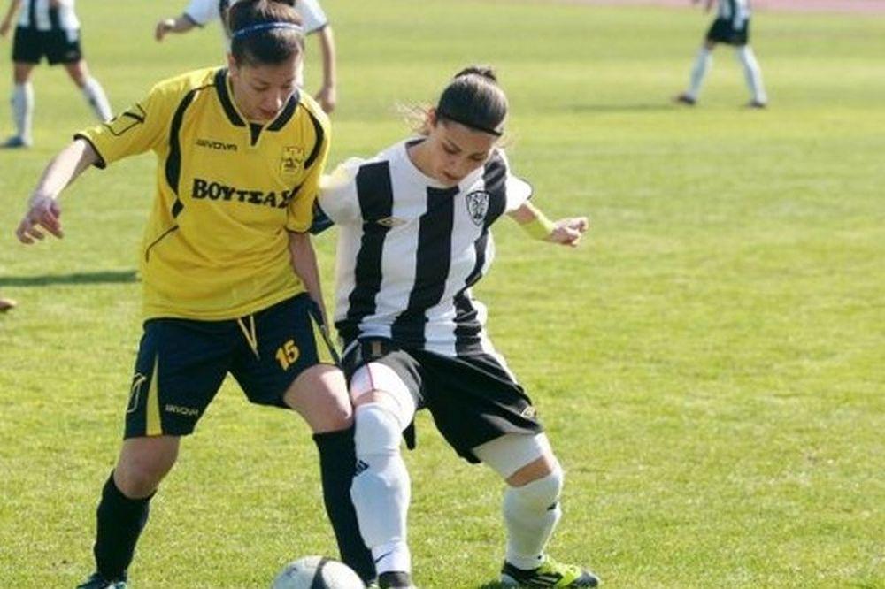 Κύπελλο Γυναικών: Με «επτάρα» στα ημιτελικά ο ΠΑΟΚ