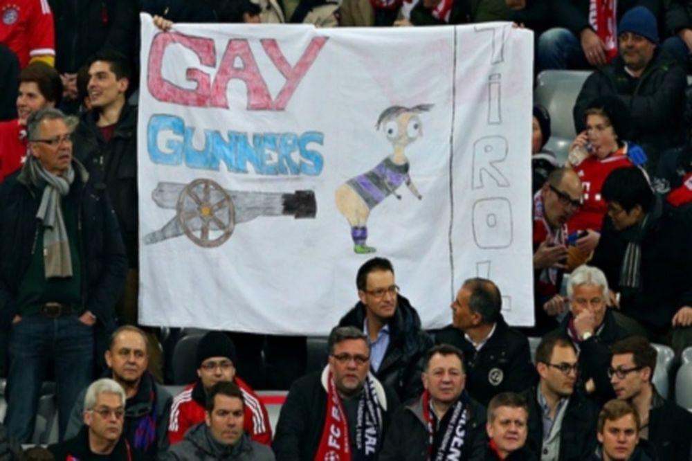 Μπάγερν Μονάχου: Κλειστή η θύρα του ομοφοβικού πανό