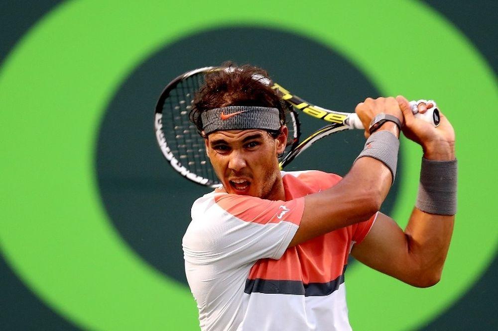 Miami Sony Open: Η... άνεση του Ναδάλ και των Γυναικών (videos)